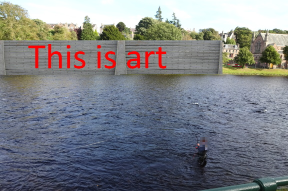 "Highland Council ""art"""
